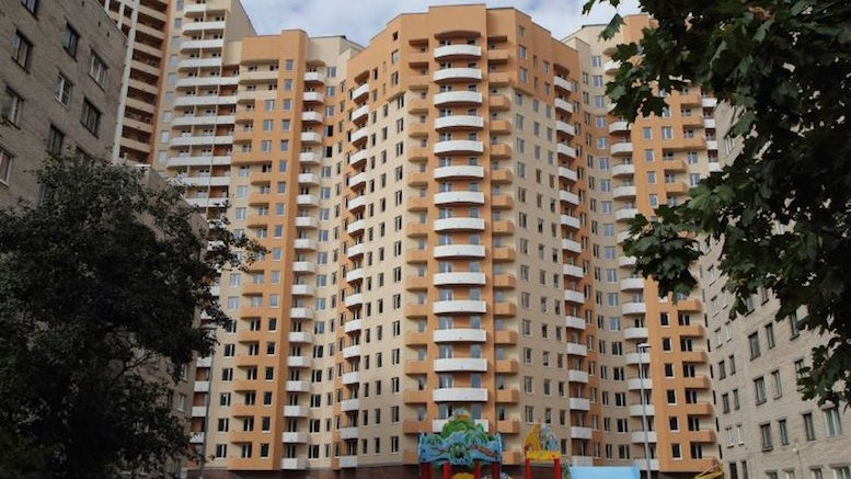 новая жилая площадь - Zhek.biz