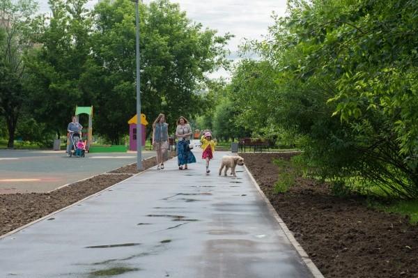 В Москве появятся новые народные парки