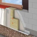 Термоизоляция стен