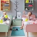 Играть и учиться: практические советы для детской комнаты брата и сестры
