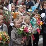 Мэр Москвы поздравил первоклашек с 1 сентября