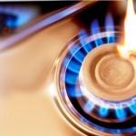 Установка приборов учета потребления газа
