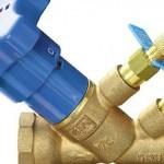 Балансировочный клапан. Принцип действия
