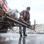Дороги в Москве повторно промоют специальным шампунем перед началом зимы