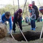 Субботники в городских парках пройдут 8 и 22 апреля