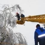 Коммунальщики Москвы переведены в повышенную готовность из-за ледяного дождя