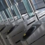 Реверсивные турникеты появились на станциях МЦК
