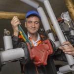 Работы по отключению отопления начались в Москве