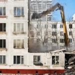 В Москве утвержден порядок выхода домов из реновации