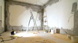 капитальный ремонт в квартире