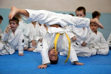 Роль спортивных секций в жизни ребенка