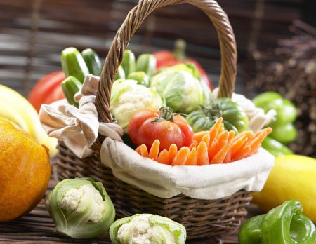 Еда как источник долголетия