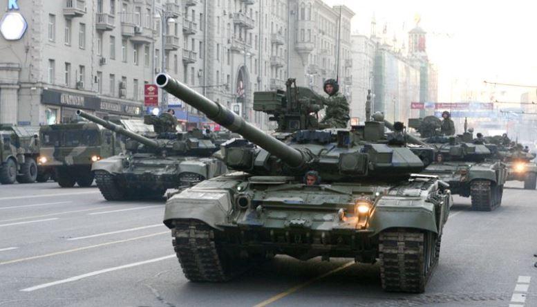 Дороги к Параду Победы готовы!