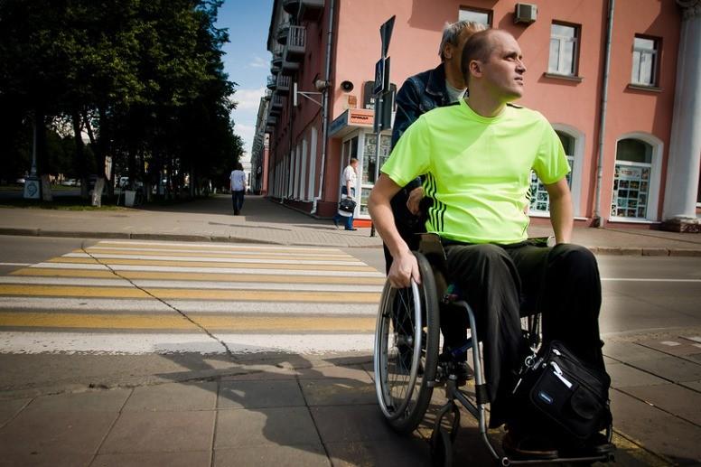 Социальное ЖКХ: квартиры для людей с ограниченными возможностями