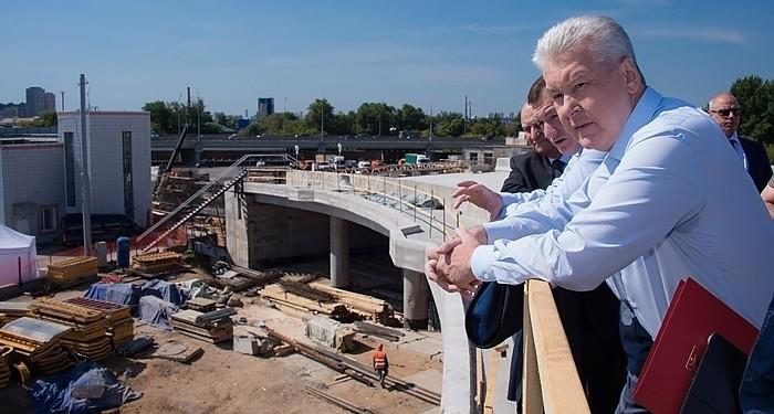 Реконструкцию путепроводов на МКЖД планируют завершить до конца года