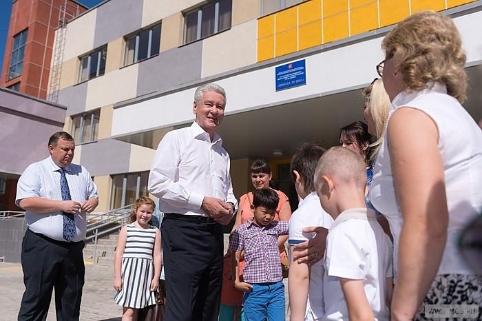 Москве построят 22 новые школы