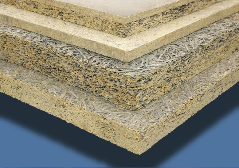 Фибролит - новейший строительный материал