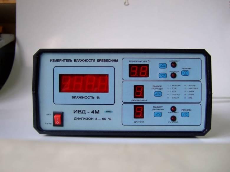 Как измерить влажность без счетчика