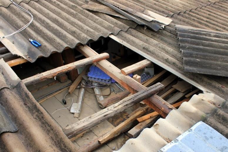 Как сделать ремонт крыши самостоятельно