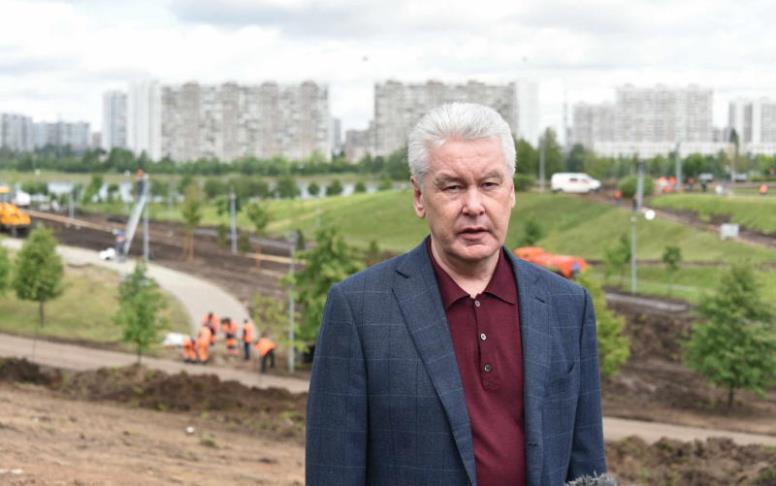 Братеевский каскадный парк благоустроили менее, чем за 2 месяца