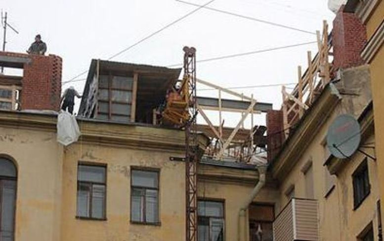 Чердаки и подвалы домов будут переданы в собственность жильцам