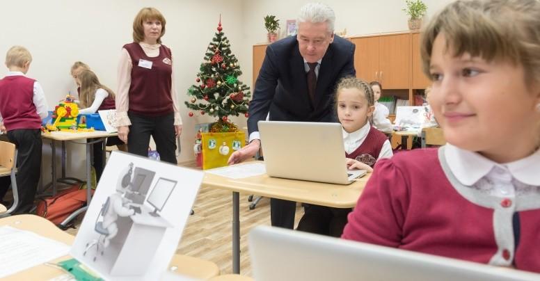 За текущий 2016 год в Москве построено 15 школ и детских садов