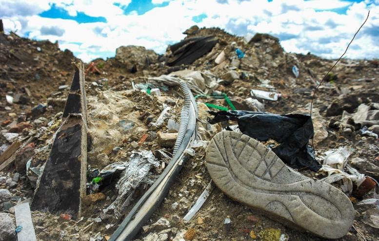 В Печатниках ликвидировали крупную мусорную свалку