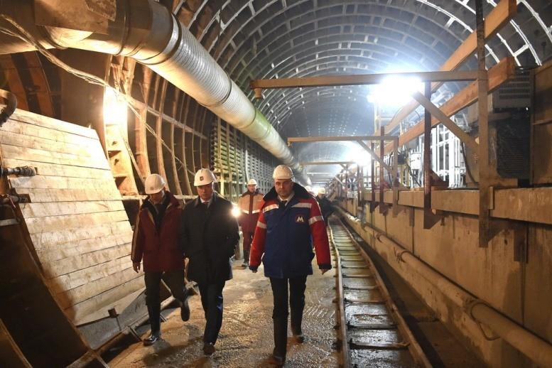 В Москве открылся новый участок Люблинско-Дмитровской линии метро
