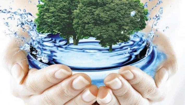 Защита природных ресурсов воды