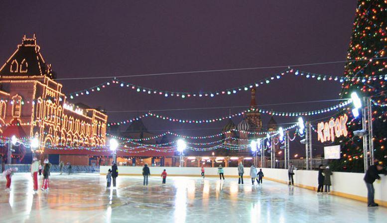 В Москве организованы 123 места для массового зимнего отдыха