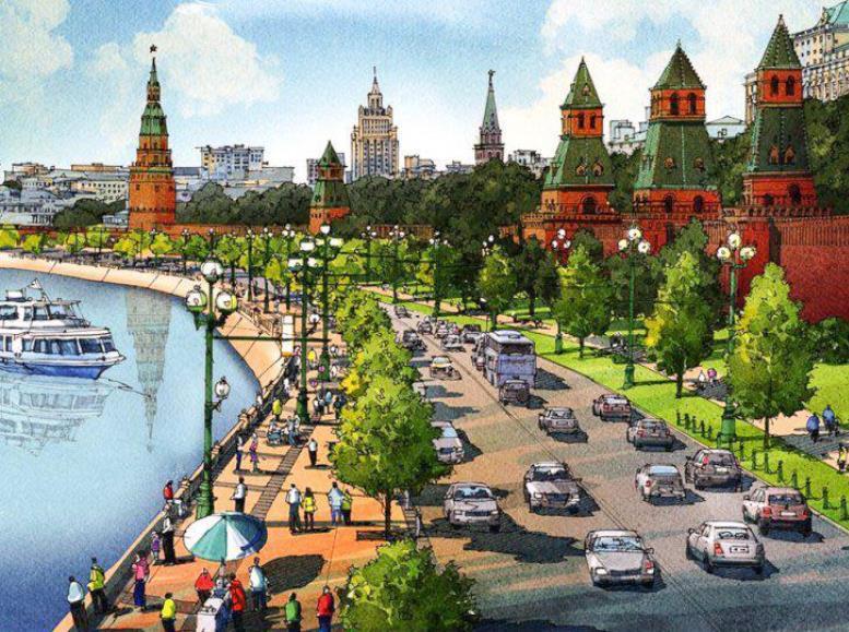 Весной в Москве высадят почти 170 тысяч деревьев и кустарников
