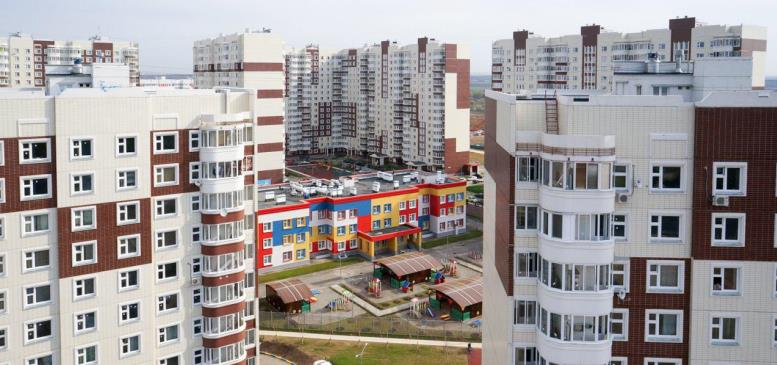 В столице для переселенцев построят более 400 тысяч квадратных метров жилья