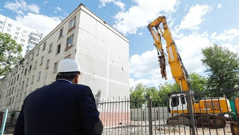 Арендаторам нежилых помещений в сносимых пятиэтажках Москвы сохранят льготы