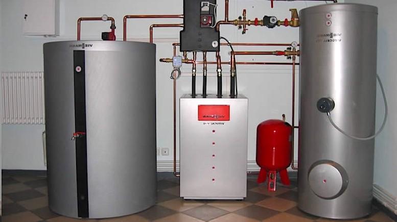 газовый котел автономного отопления - Zhek.biz